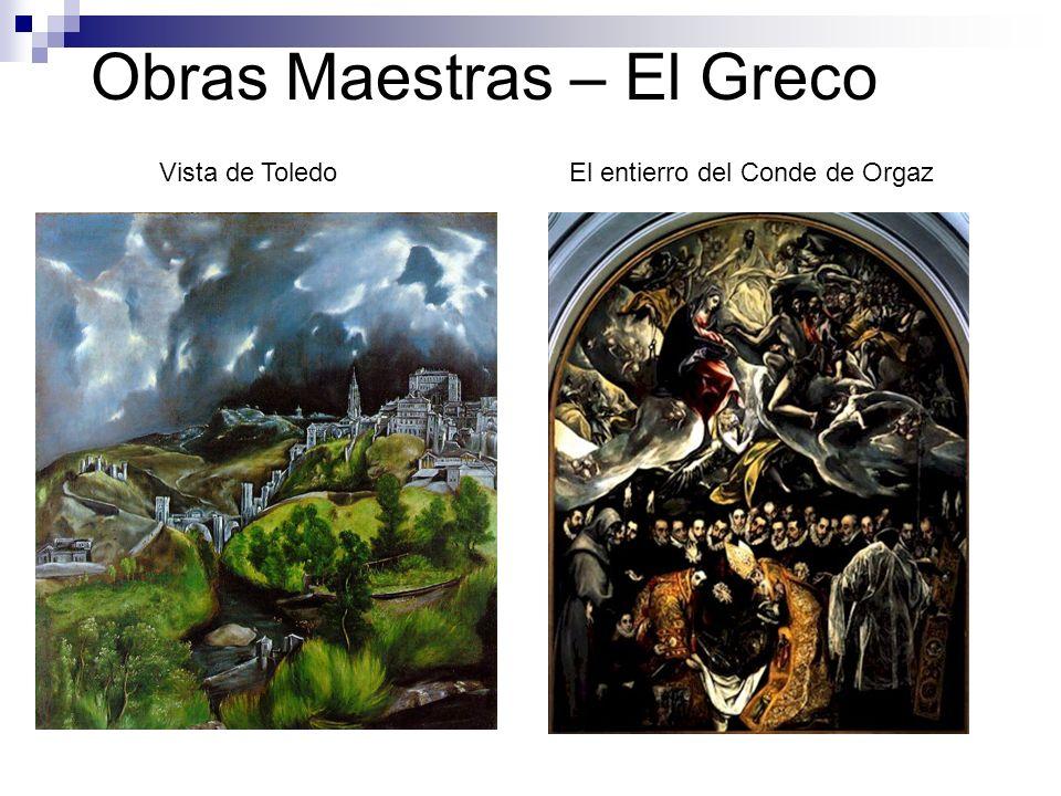 Obras Maestras – El Greco