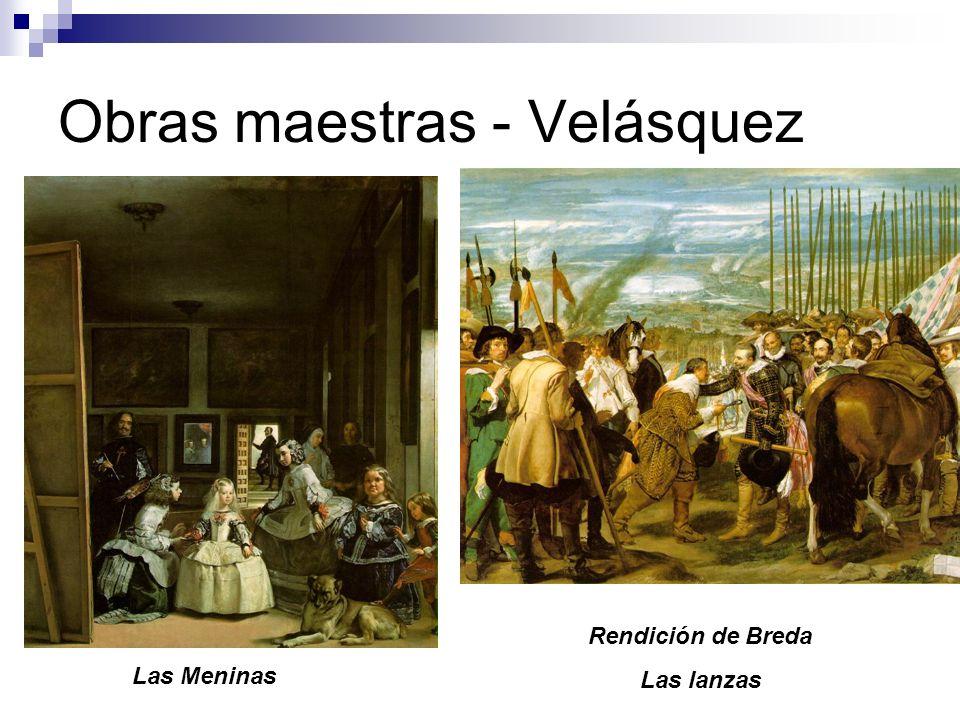 Obras maestras - Velásquez