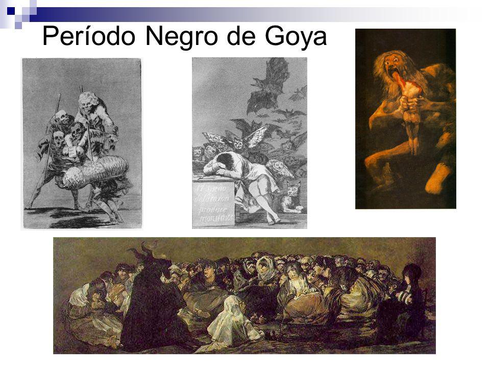 Período Negro de Goya