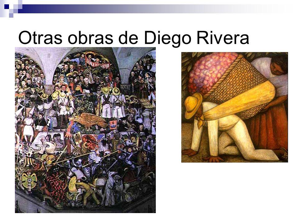 Otras obras de Diego Rivera