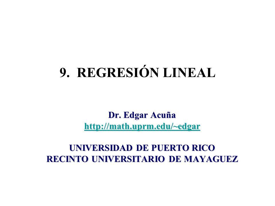 UNIVERSIDAD DE PUERTO RICO RECINTO UNIVERSITARIO DE MAYAGUEZ