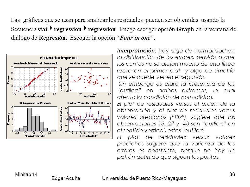 Edgar Acuña Universidad de Puerto Rico-Mayaguez