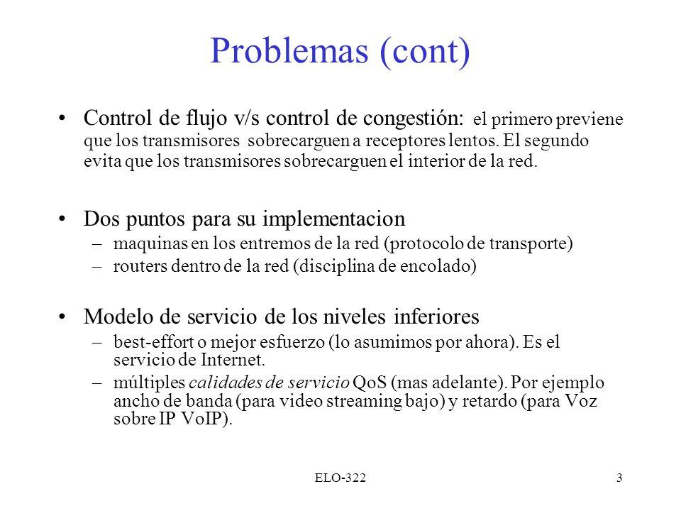 Problemas (cont)