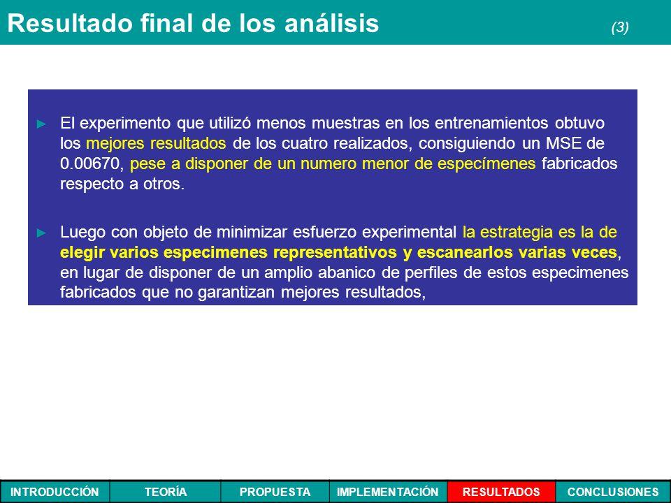 Resultado final de los análisis (3)