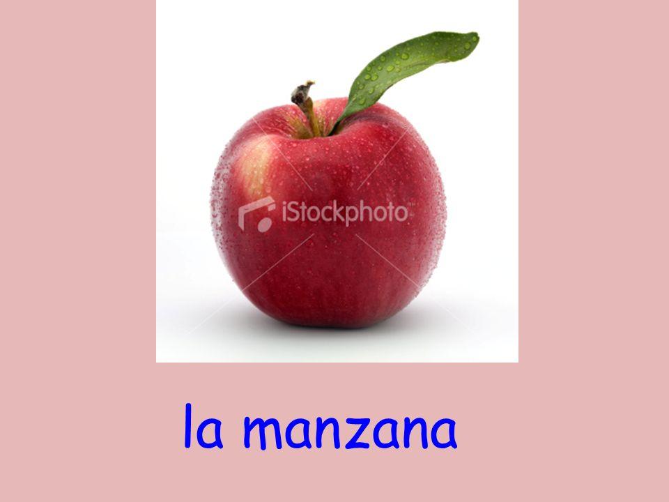 la manzana