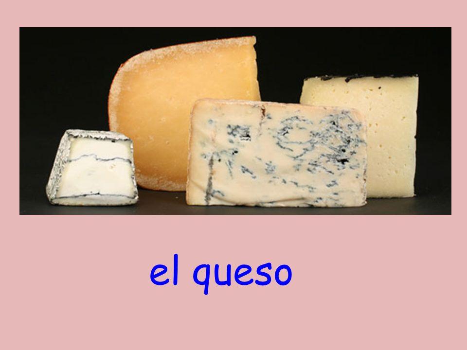 el queso