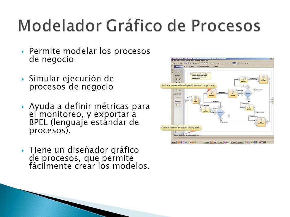 Modelador Gráfico de Procesos