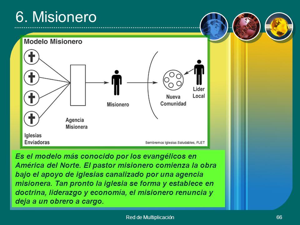 6. Misionero