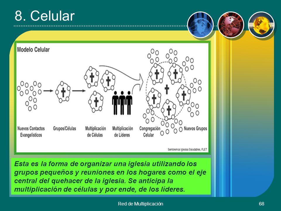 8. Celular
