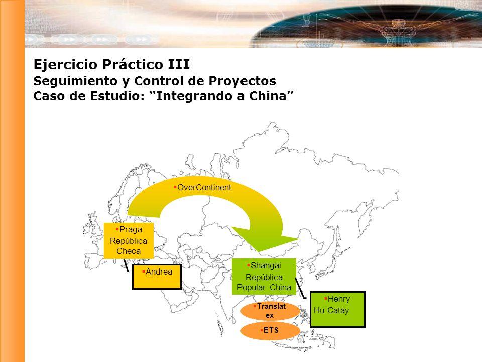 Ejercicio Práctico III