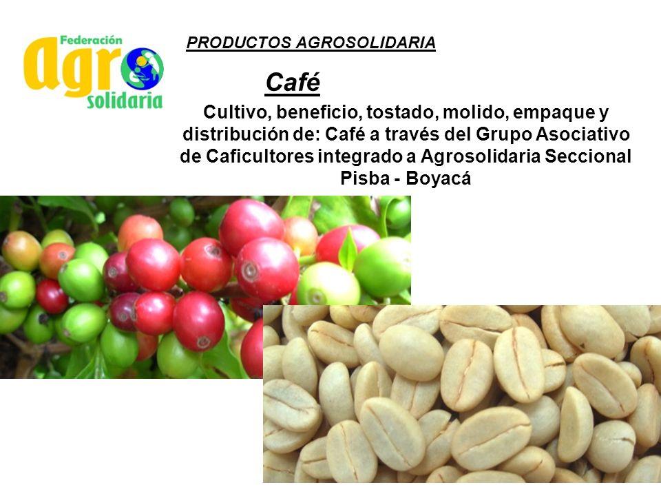 PRODUCTOS AGROSOLIDARIA