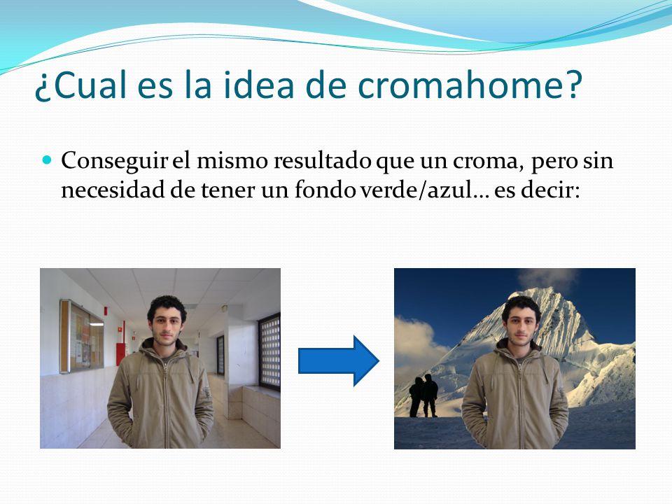 ¿Cual es la idea de cromahome