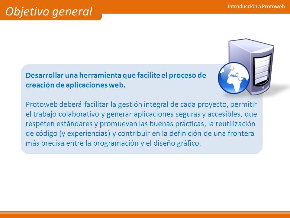 Introducción a Protoweb