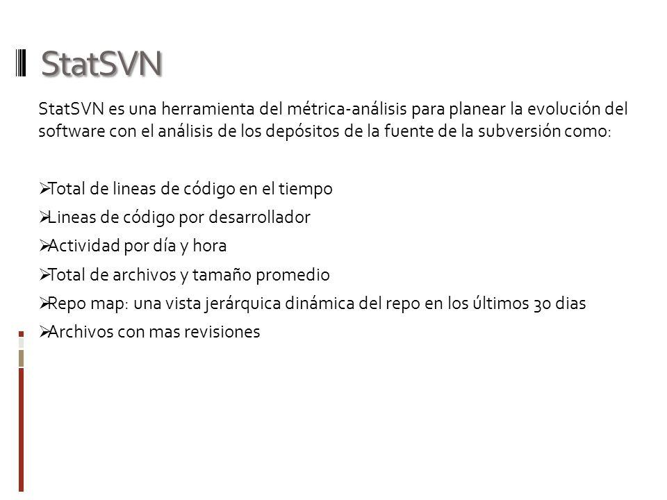 StatSVN