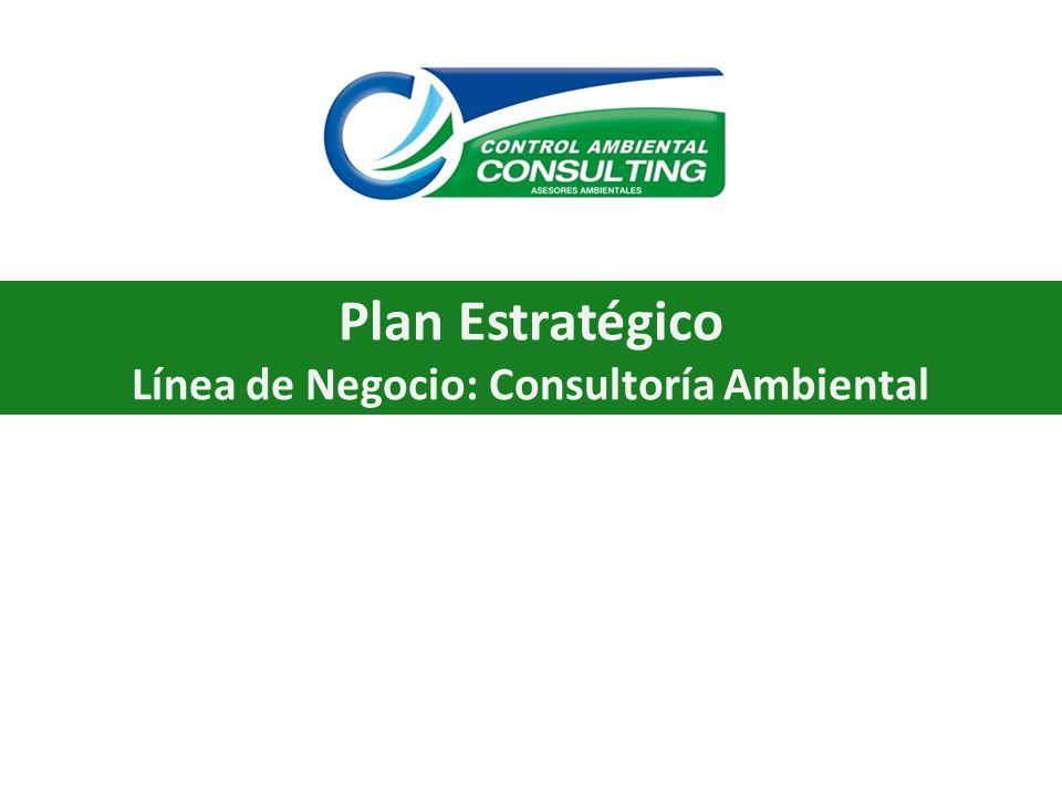 Línea de Negocio: Consultoría Ambiental