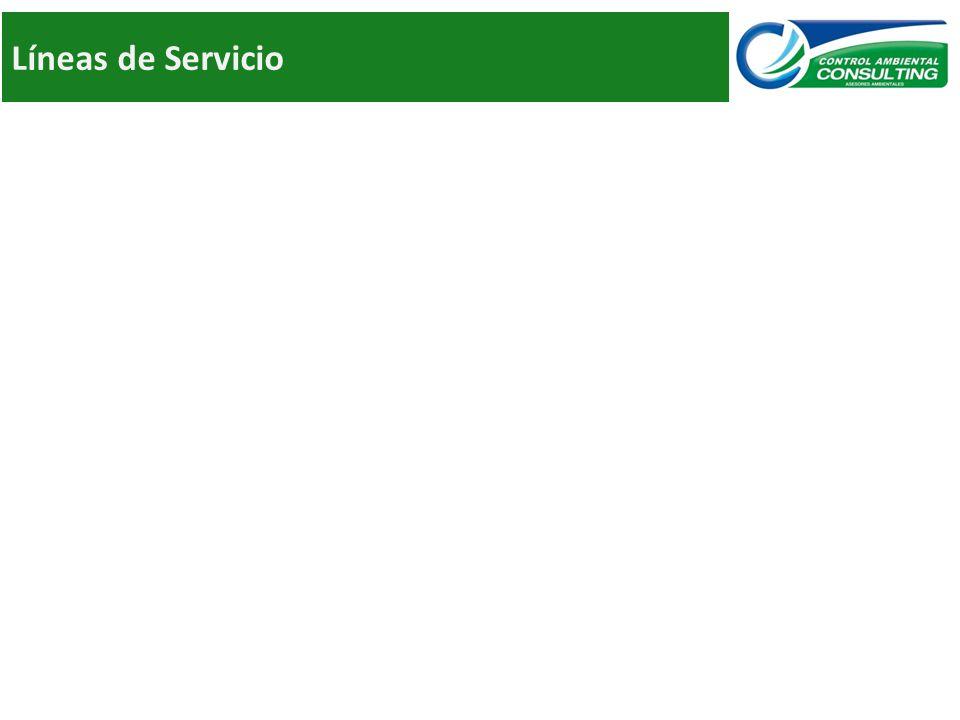 Líneas de Servicio