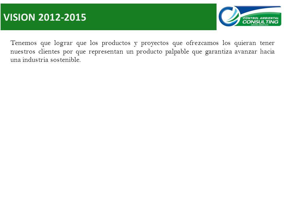 VISION 2012-2015