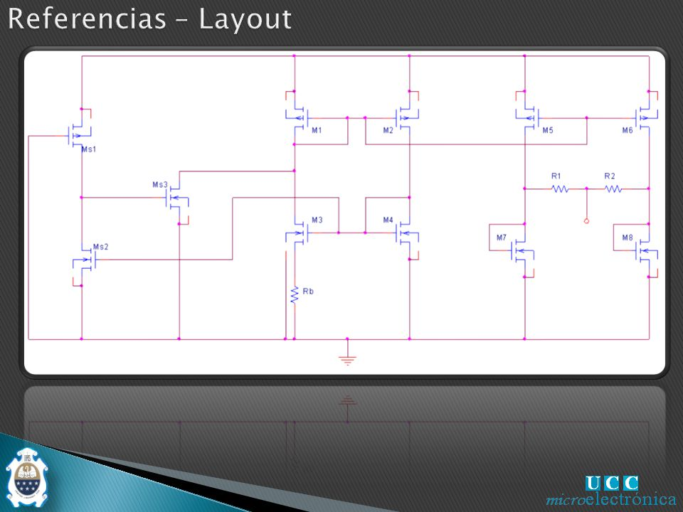 Referencias – Layout