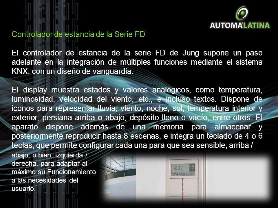 Controlador de estancia de la Serie FD