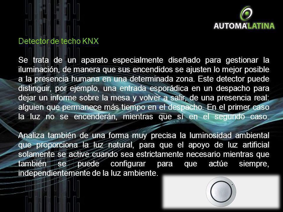 Detector de techo KNX