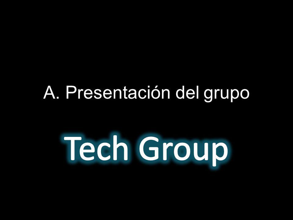 A. Presentación del grupo