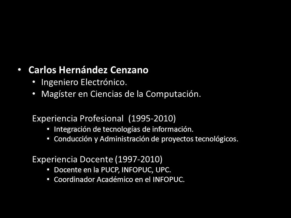 Carlos Hernández Cenzano