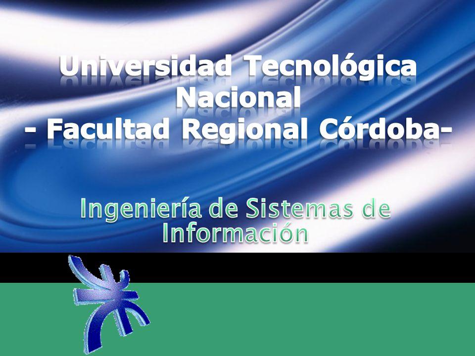 Ingeniería de Sistemas de Información