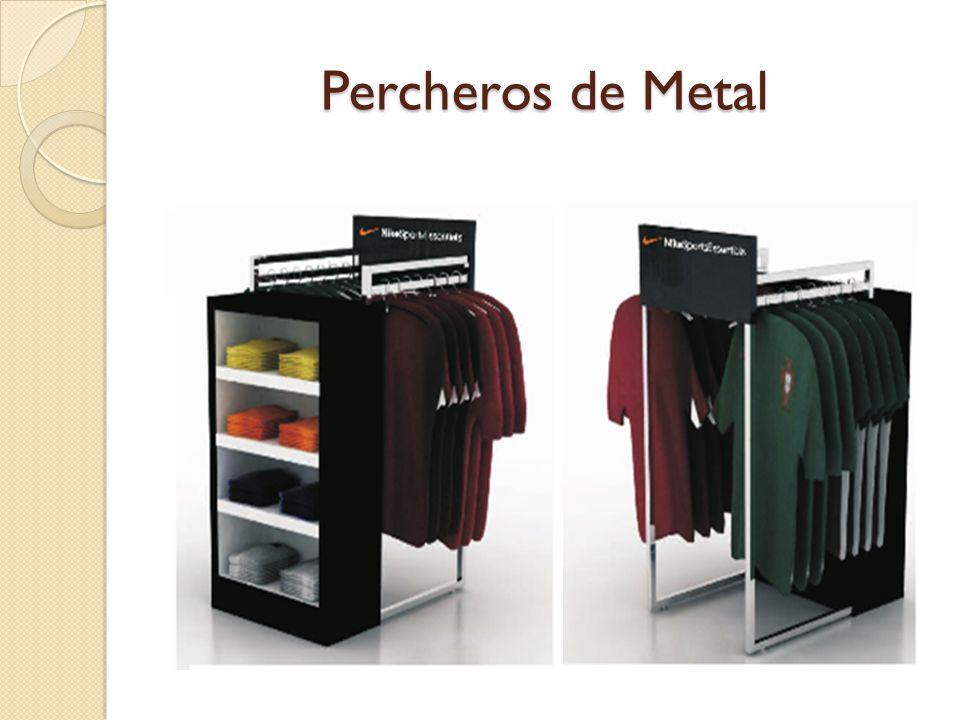 Percheros de Metal