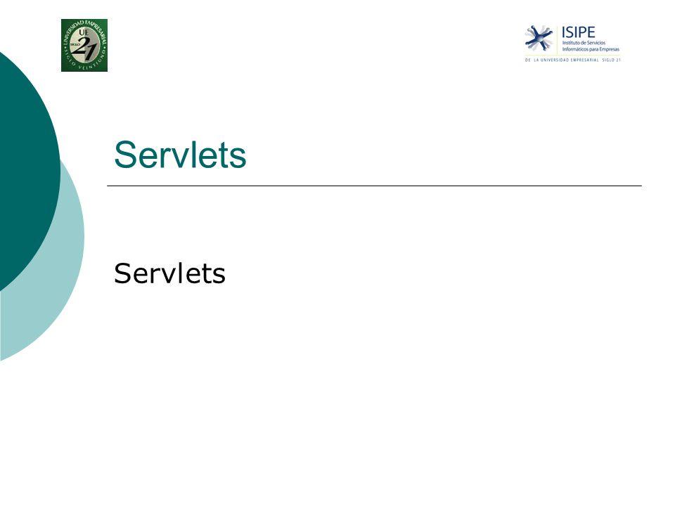 Servlets Servlets