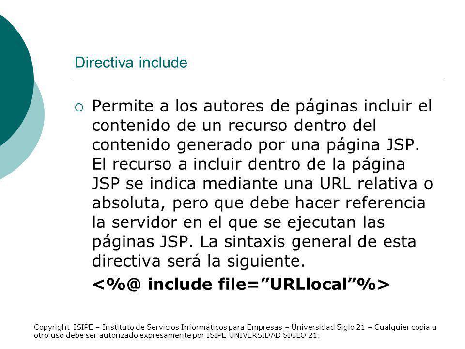 <%@ include file= URLlocal %>