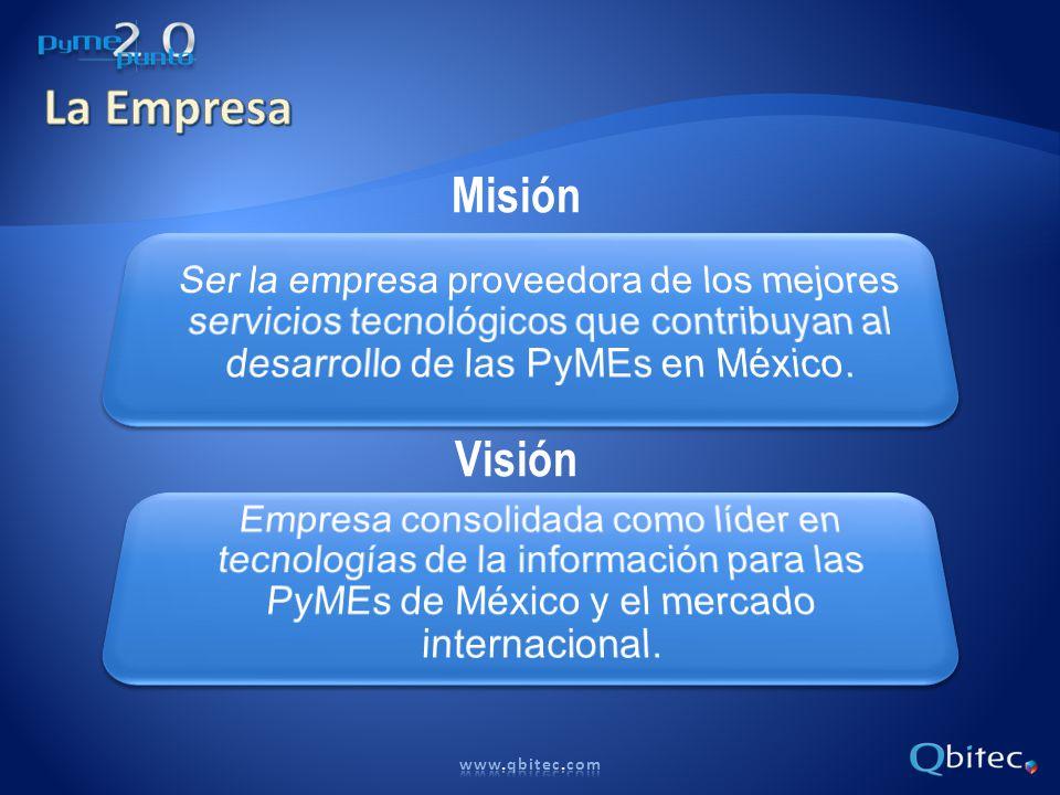 La Empresa Misión Visión