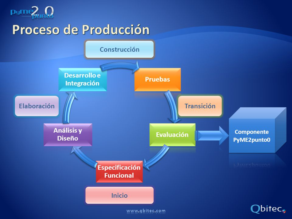 Especificación Funcional Desarrollo e Integración