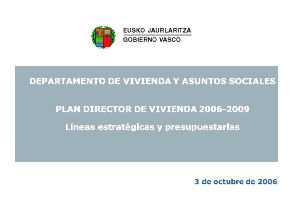DEPARTAMENTO DE VIVIENDA Y ASUNTOS SOCIALES