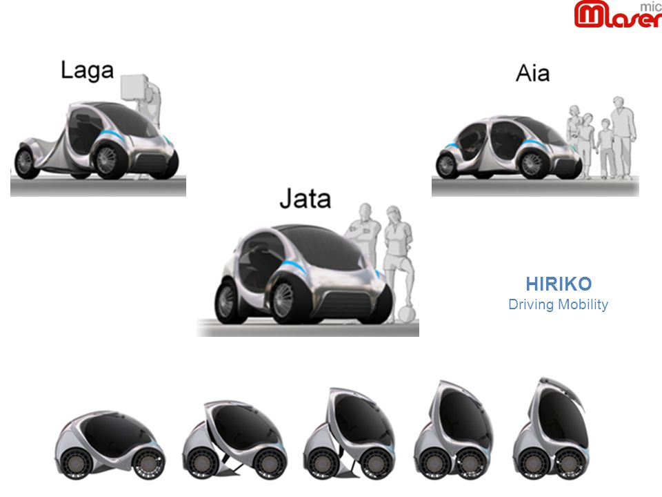 HIRIKO Driving Mobility
