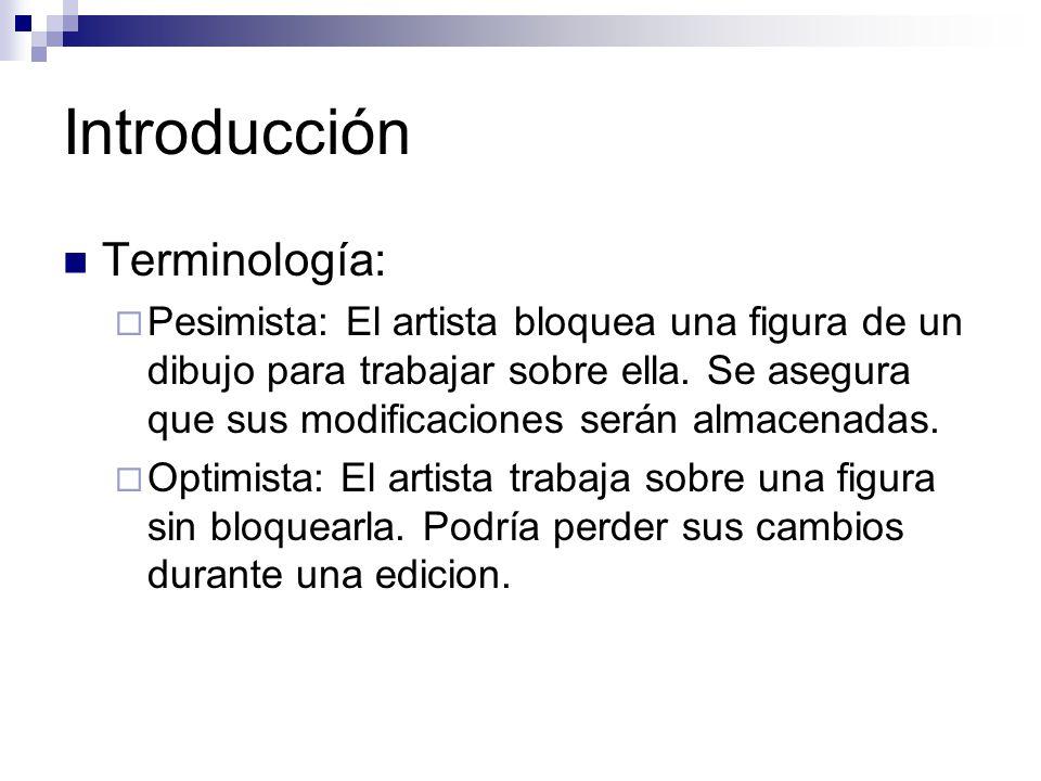 Introducción Terminología: