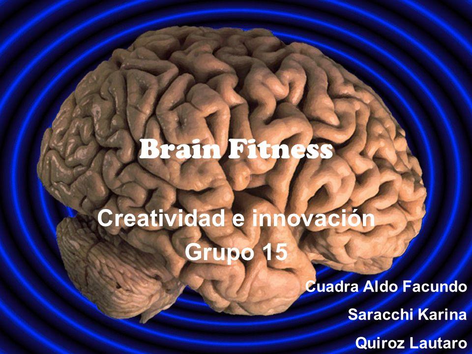 Creatividad e innovación Grupo 15