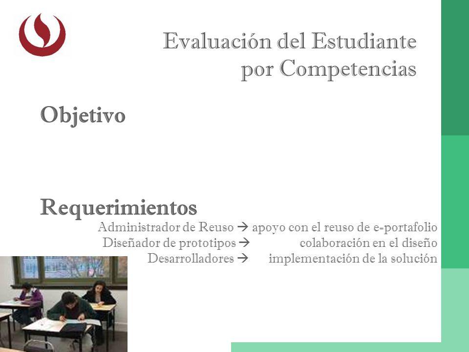 Evaluación del Estudiante por Competencias
