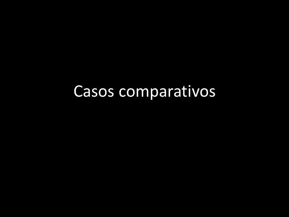 Casos comparativos