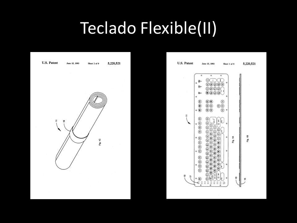 Teclado Flexible(II)
