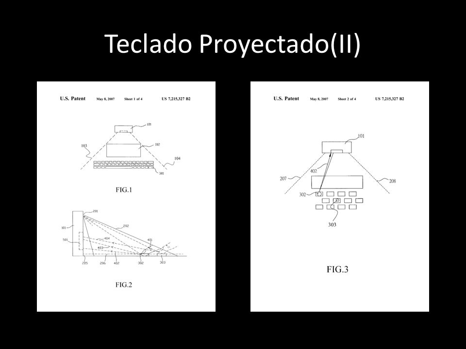 Teclado Proyectado(II)