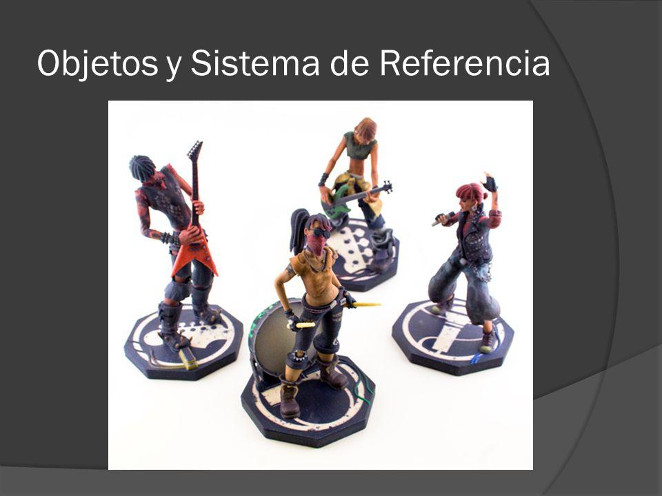 Objetos y Sistema de Referencia