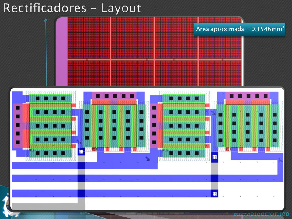 Rectificadores - Layout