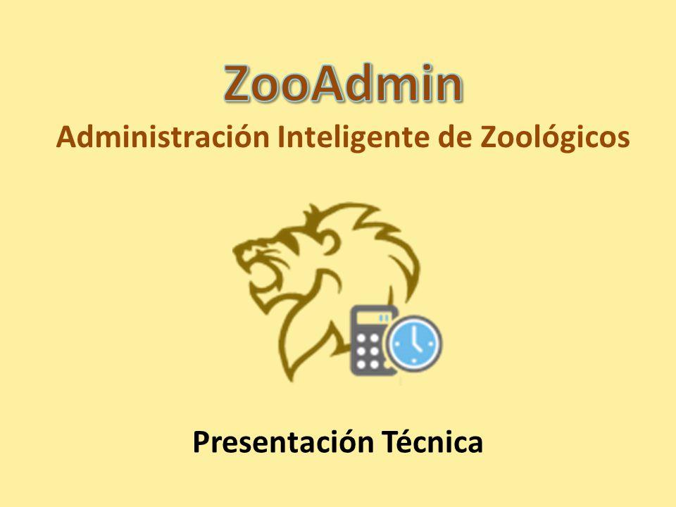 ZooAdmin Administración Inteligente de Zoológicos