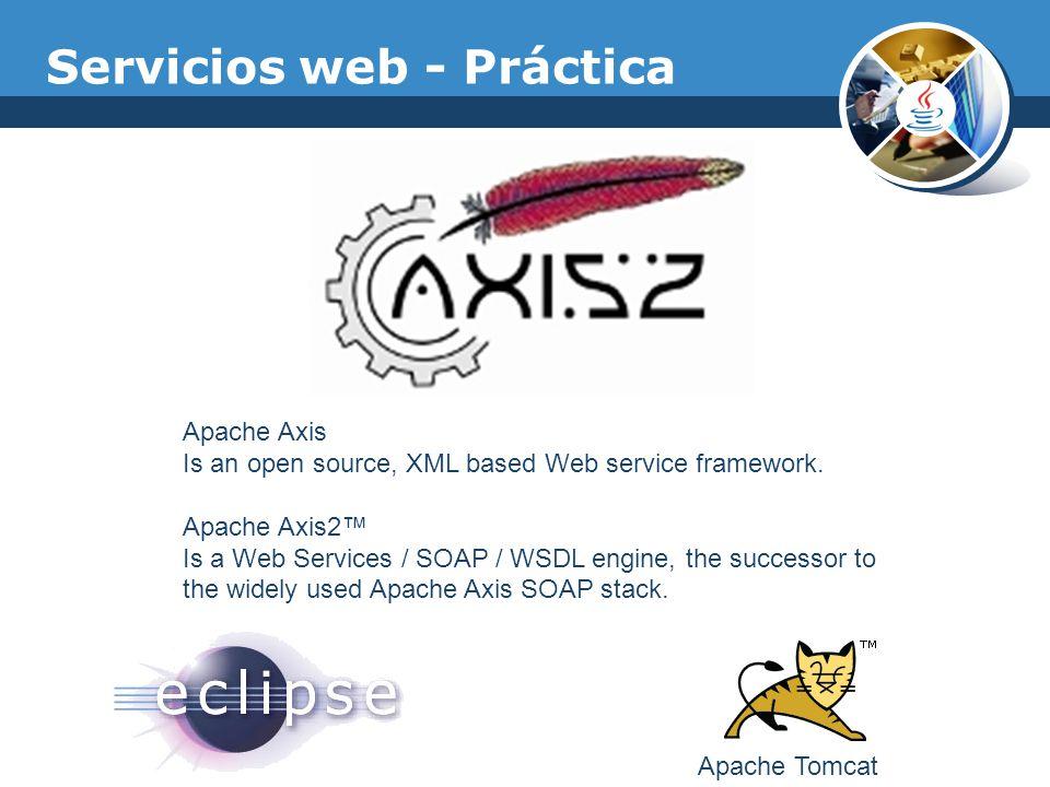 Servicios web - Práctica