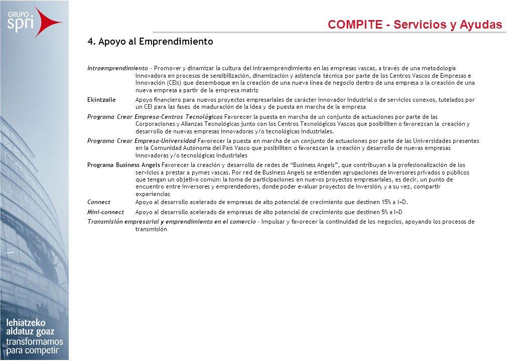 COMPITE - Servicios y Ayudas