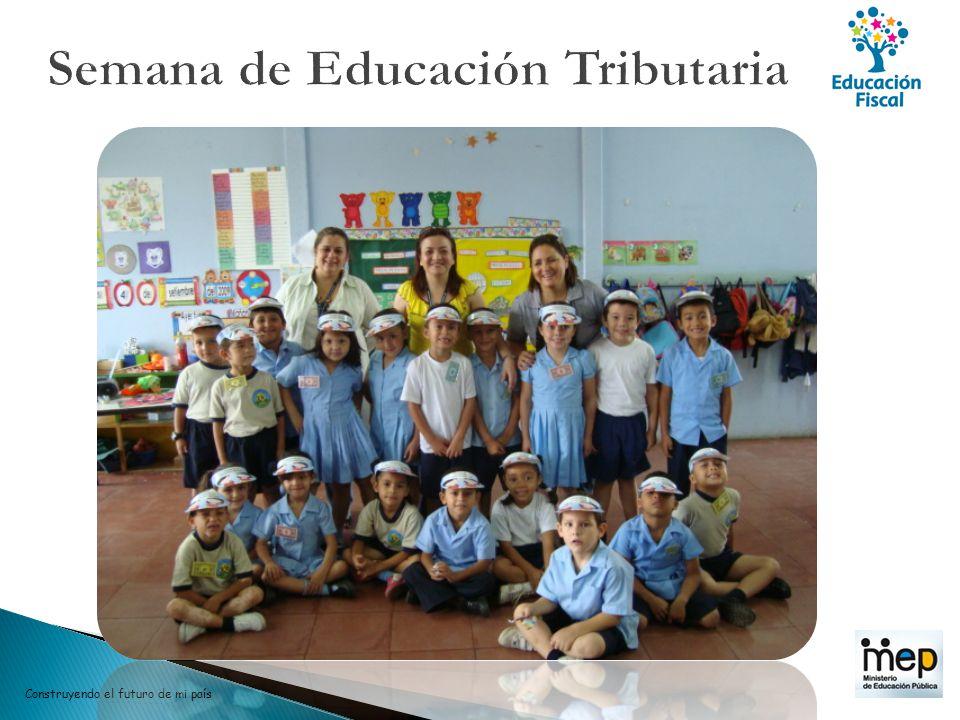 Semana de Educación Tributaria