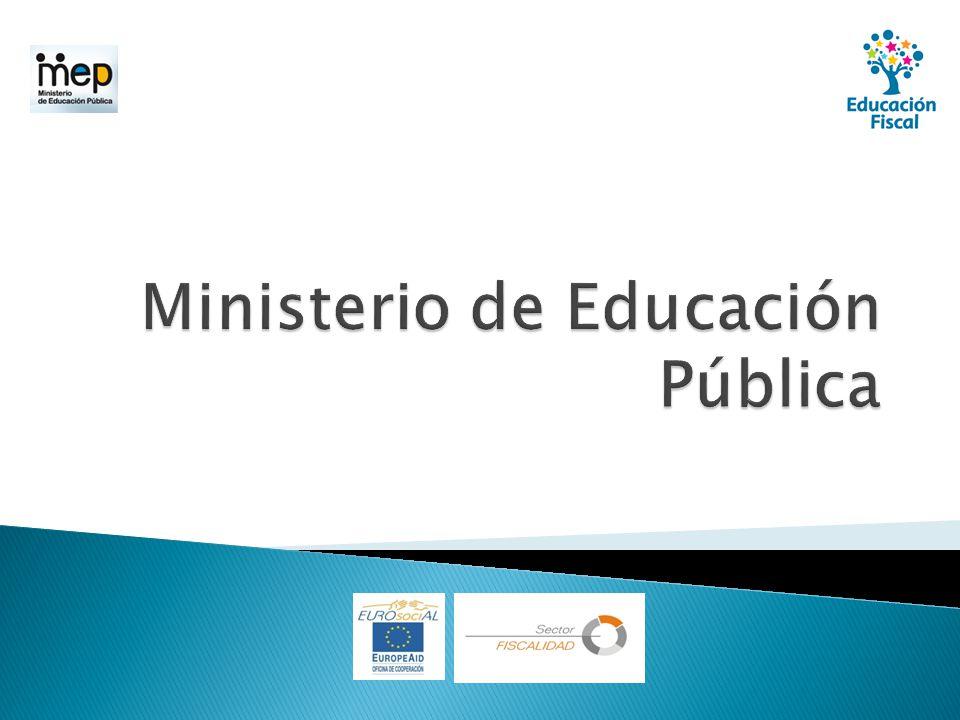 Ministerio de Educación Pública