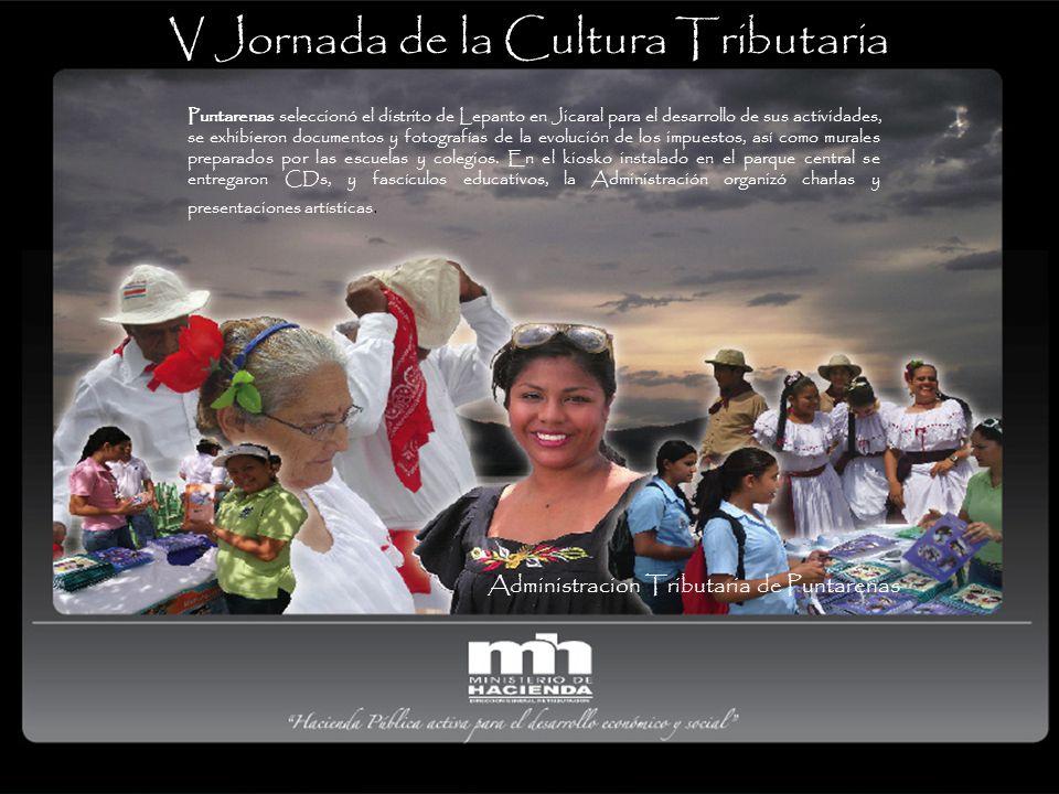 V Jornada de la Cultura Tributaria