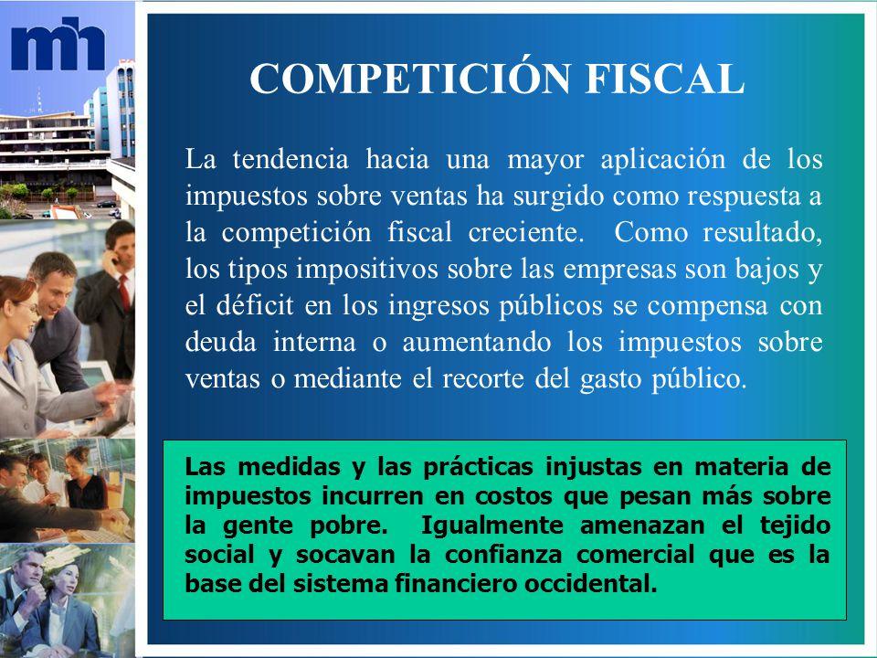 COMPETICIÓN FISCAL