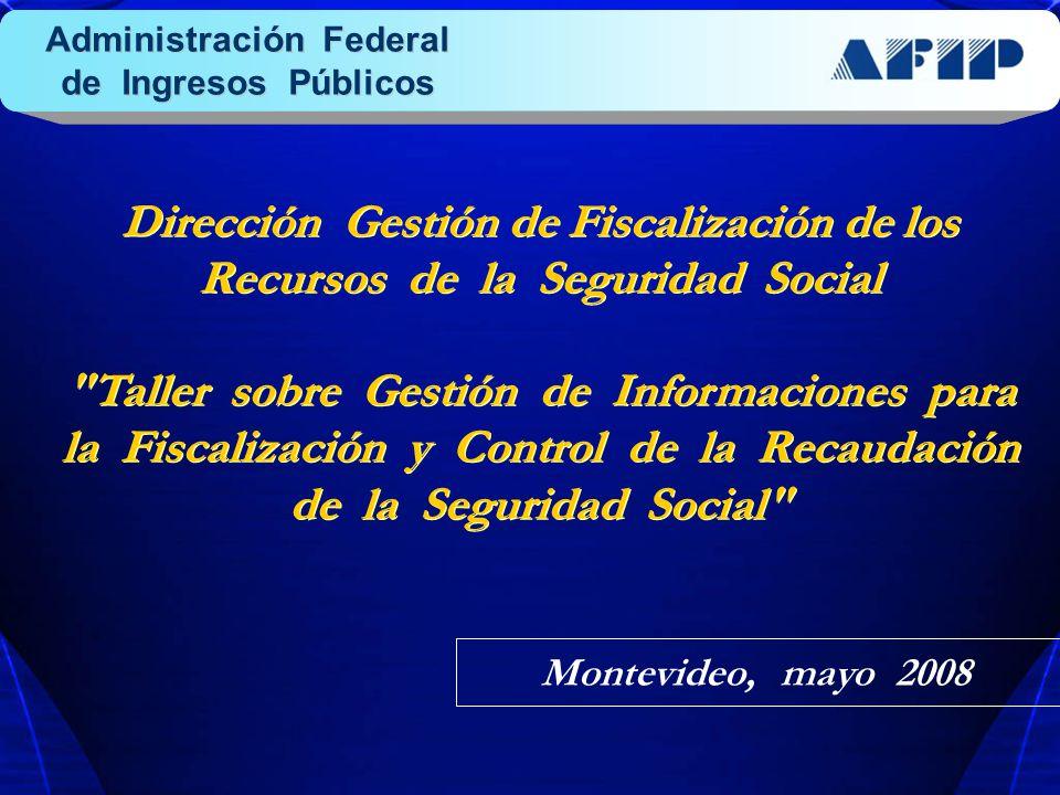 I Índice. 1. Introducción. Circuito de la información en la fiscalización. 2. Origen y gestión de la información.